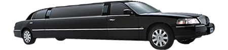 Lincoln Town Car Stretch - Black