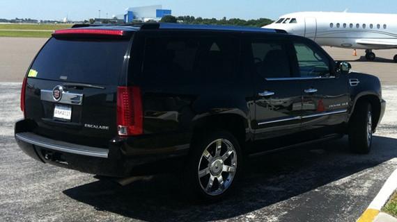 Alamo Car Rental Tampa Bay Airport
