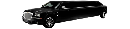 10 Pass. Luxury  Chrysler 300 Limo
