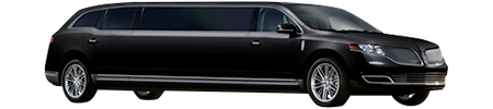 Lincoln MKT 8 Pass Limo Stretch