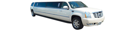 Cadillac Escalade White Stretch