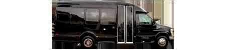 Ford E350 Luxury Van