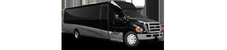 40 Pass Premium Luxury Shuttle Bus