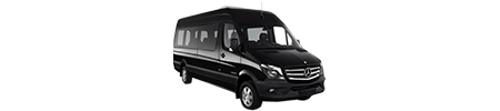 EXECUTIVE VAN (Mercedes Sprinter)
