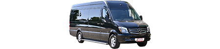 EXECUTIVE Shuttle (Mercedes Sprinter)