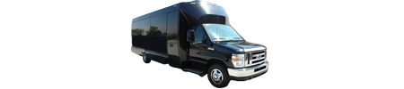 Ford E-450 Limousine Party Bus