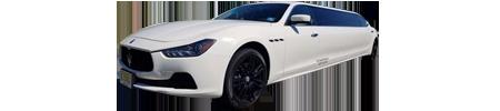 Maserati Ghibli Stretch Limo